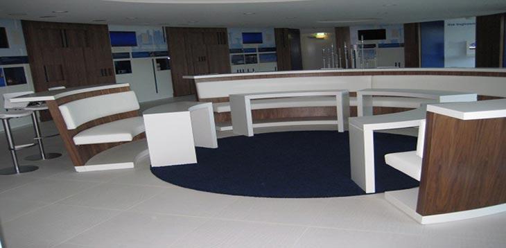 Küchenblock höhenverstellbar atrium
