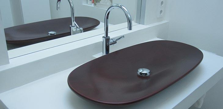 Holzwaschbecken-Esche-gebeizt