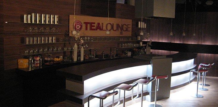 Teekanne-Tealounge